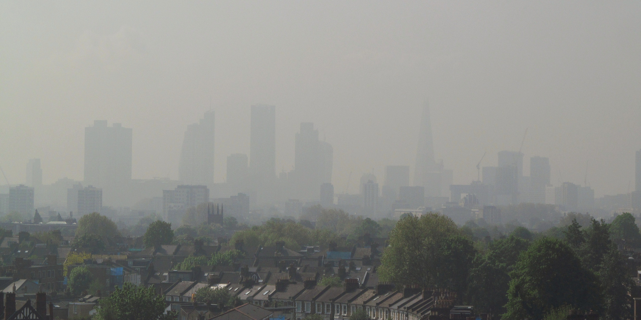 Air Pollution Causes Effects