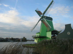 what is a windmill