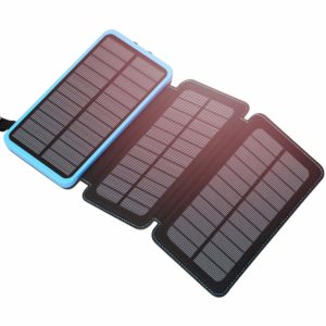 addtop portable solar power bank