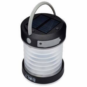bolt lite solar rechargeable led lantern