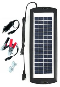 best midrange option sunway solar car battery charger