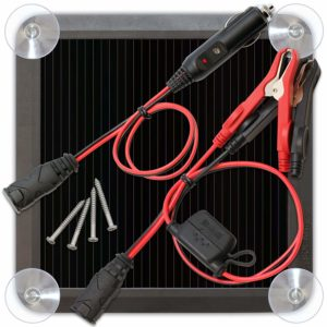 a budget option noco solar battery charger