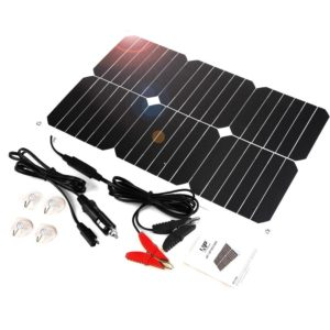 mr reliable allpowers solar battery maintainer
