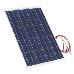 the powerful choice tcxw lightweight solar panel kit for car