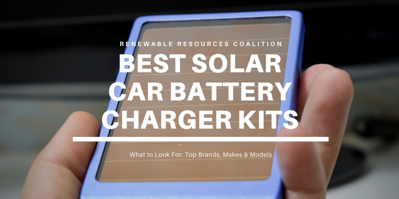 How to make a solar powered car battery charger