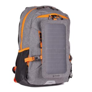 sunnybag explorer backpack with solar panel