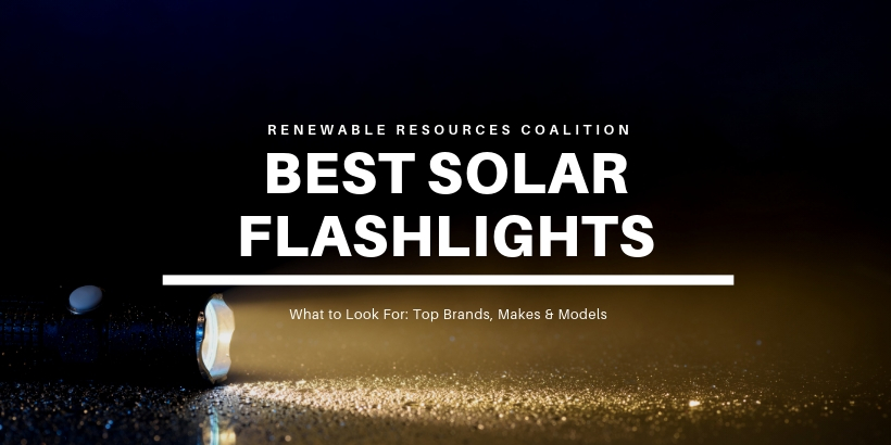 Best Solar Flashlights