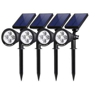 innogear upgraded solar spotlight