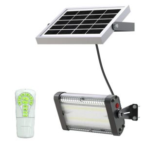 solar led barn light