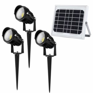 cly 3-in-1 solar spotlights