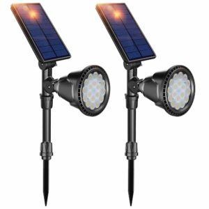 dbf outdoor solar lights