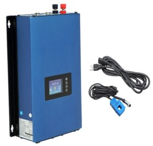 eco worthy auto switch mppt solar grid tie inverter
