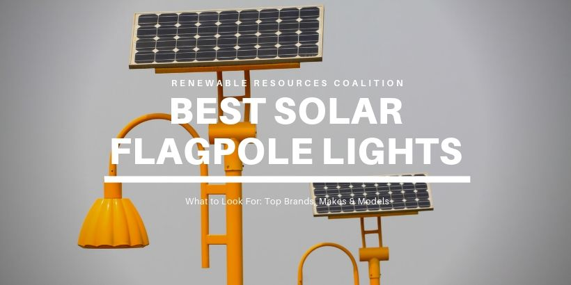 Best Solar Flagpole Lights