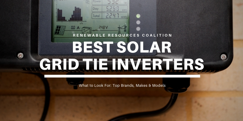 6 Best Solar Grid Tie Inverters | 2019 Reviews (Outback