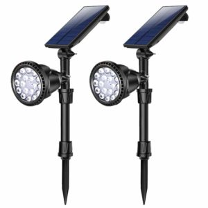dyxin solar spot lights