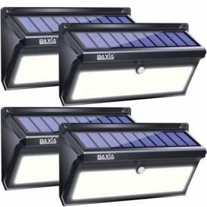 baxia technology solar lights 100 led