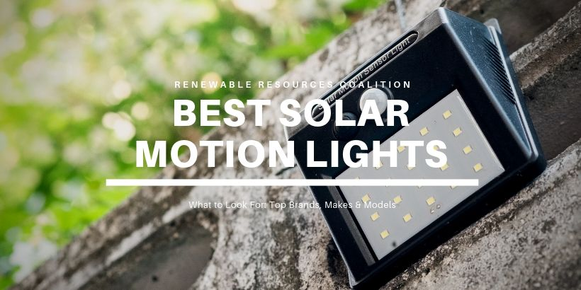 Best Solar Motion Lights