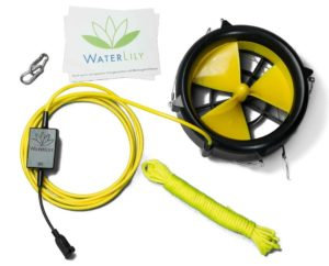 waterlily usb portable power