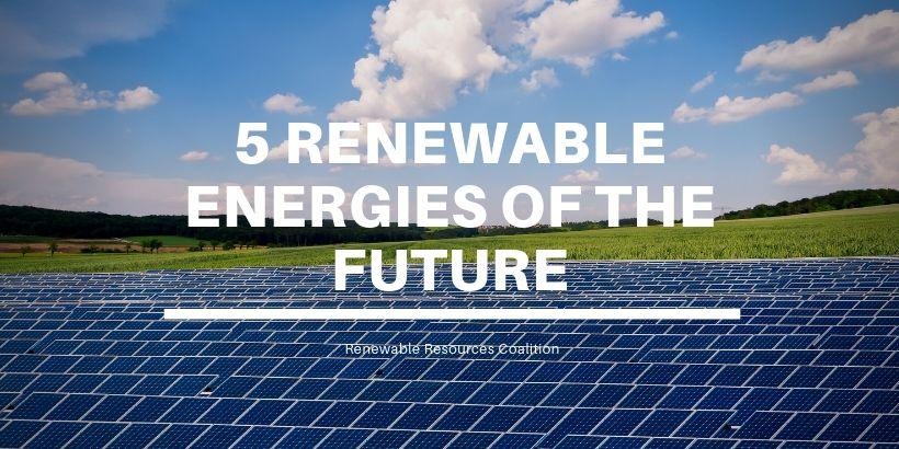 Renewable Energies of the Future (1)