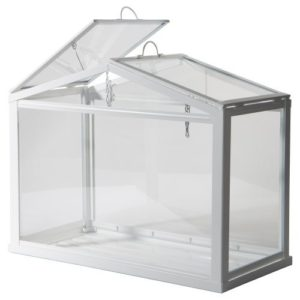 ikea white indoor outdoor greenhouse