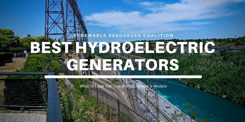 Best Hydroelectric Generators