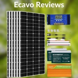 ECO-WORTHY Complete Permanent Solar Panel System Kit